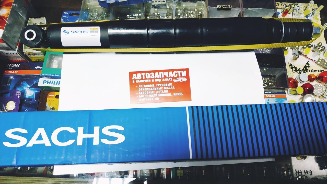 Амортизатор задний Daewoo Lanos газомасляный SACHS 317.444