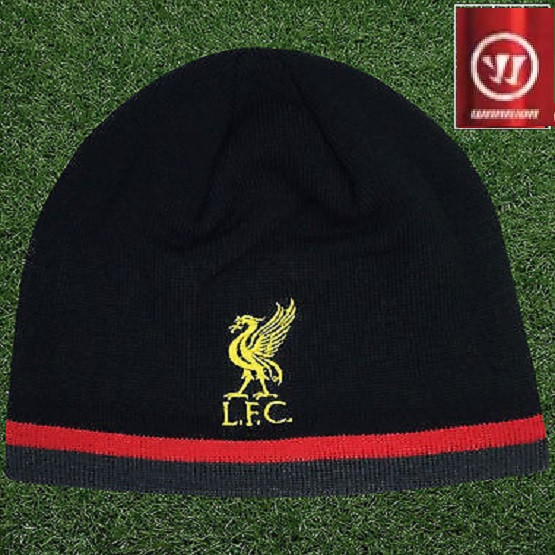 Шапка спортивная  Liverpool Warrior Fleece Beanie