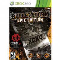 BULLETSTORM EPIC EDITION (б.у.) (eng)  / xbox 360 - лицензия