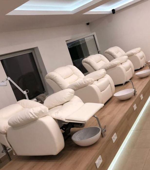 SPA Кресло для салона красоты Орландо МЕХАНИКА