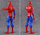 Фигурка Мстители Человек-Паук Hasbro  Marvel Avengers Hero Spider Man 30 см, фото 4