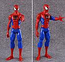 Фигурка Мстители Человек-Паук Hasbro  Marvel Avengers Hero Spider Man 30 см, фото 3