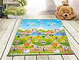 """Детский развивающий коврик """"Доман/ферма"""", 1.5х1,8 м, фото 4"""
