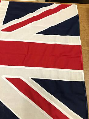 Флаг Великобритании (Аппликация) - (1м*1.5м), фото 3