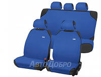 Чехлы майки на сиденье HR PERFECT синий