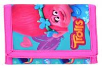 Гаманець дитячий для дівчинки YES Trolls 531937, 25*12,5 см