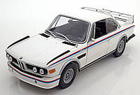 Оригінальна модель авто BMW 3.0 CSL, Heritage Collection, 1:18 White Motorsport (80432411550)