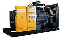 Дизельный генератор KJ Power 5KJD315