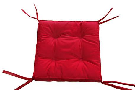 Подушка на стул 40х40 см борт 5 см, фото 2