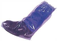 Поліетиленові захисні бахіли. PE Protection Boot. Полиэтиленовые защитные бахилы (пара)