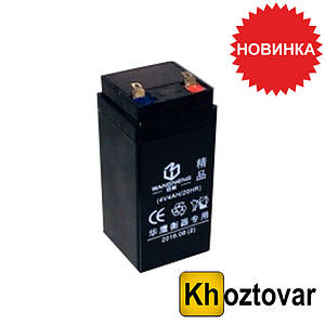 Аккумулятор батарея Wangneng для весов 4AH/20HR