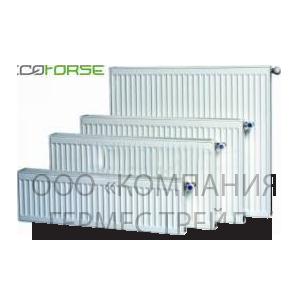 Радиатор стальной ECOFORSE 22К 500х400