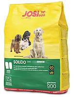 JosiDog LAMB BASIC 0,9 кг - ЙозиДог Лемб - корм премиум класса для собак с мясом ягненка