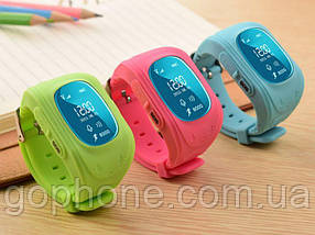 Детские часы с GPS Smart Baby Watch Q50 400mAh