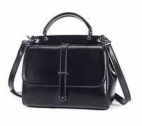 Женская повседневная кожаная сумка, фото 1