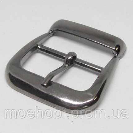 Пряжки для сумок (30мм) темный никель,  4858, фото 2