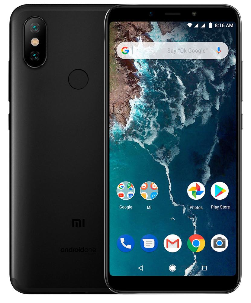 Смартфон Xiaomi Mi A2 4/32 Global Version  (Black)