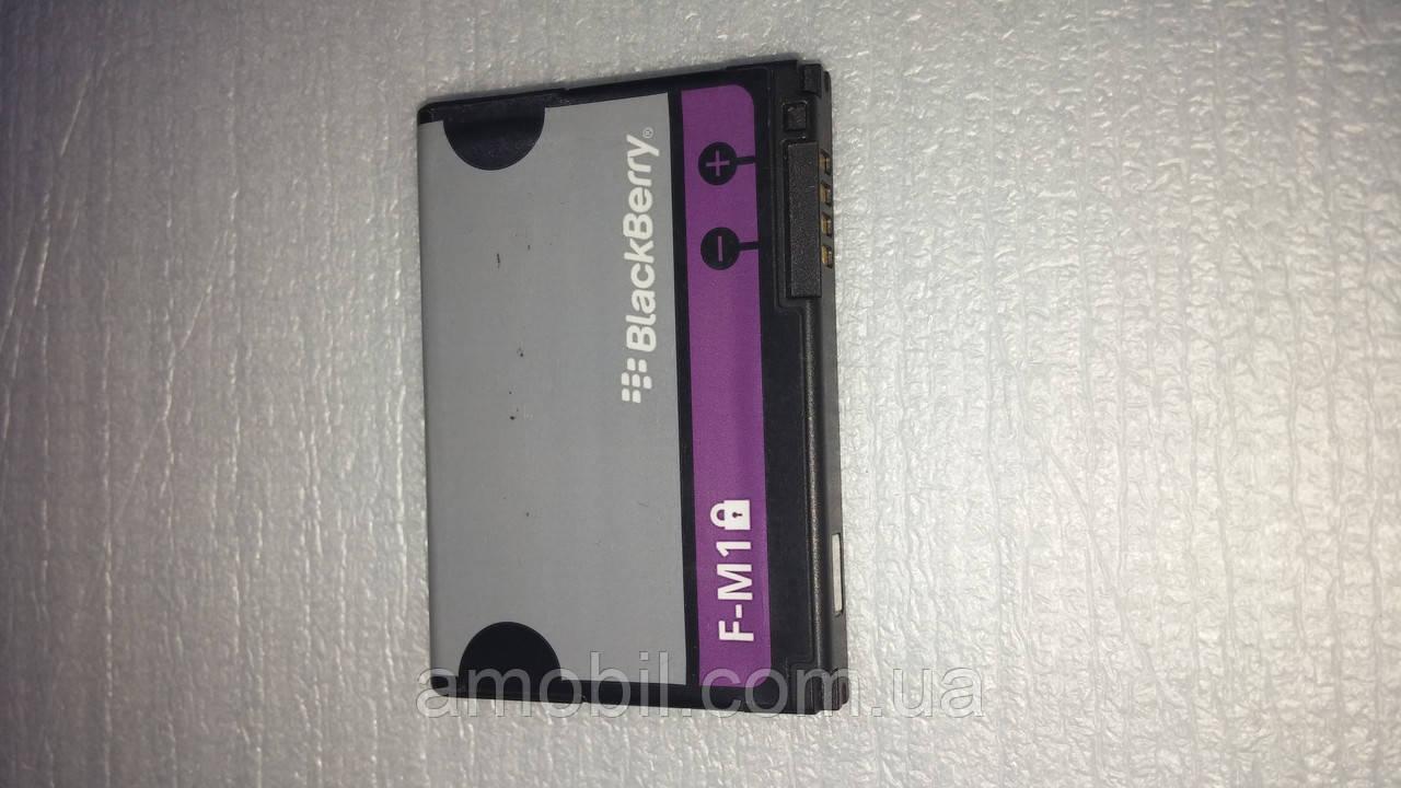 Аккумулятор  BlackBerry F-M1 9100 / 9105 / 9670 Pearl 3G Б.У orig