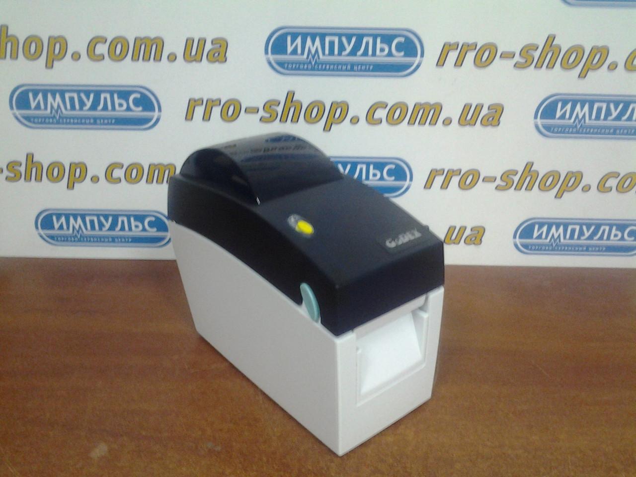 Принтер этикеток Godex DT2 (термо 58 мм)