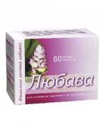 """Препарат для нормализации менструального цикла """"Любава"""" препарат для  нормализации месячных"""