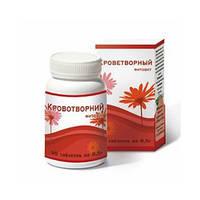 Препарат «Фитовит — Кроветворный» прекрасное средство при анемии, кровотечениях, повышенной ломкости капиляров