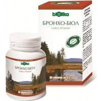 """Средство от кашля """"Бронхо-биол"""" для лечения бронхита, бронхиальной астмы, туберкулеза, пневмосклерозе"""