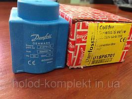 Котушка Danfoss 018F6706