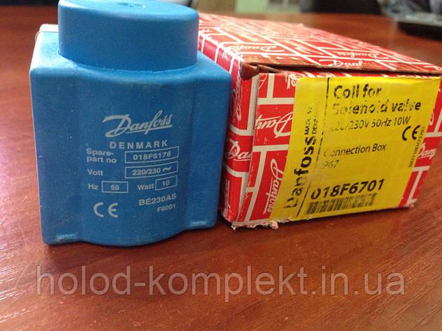 Котушка Danfoss 018F6706, фото 2