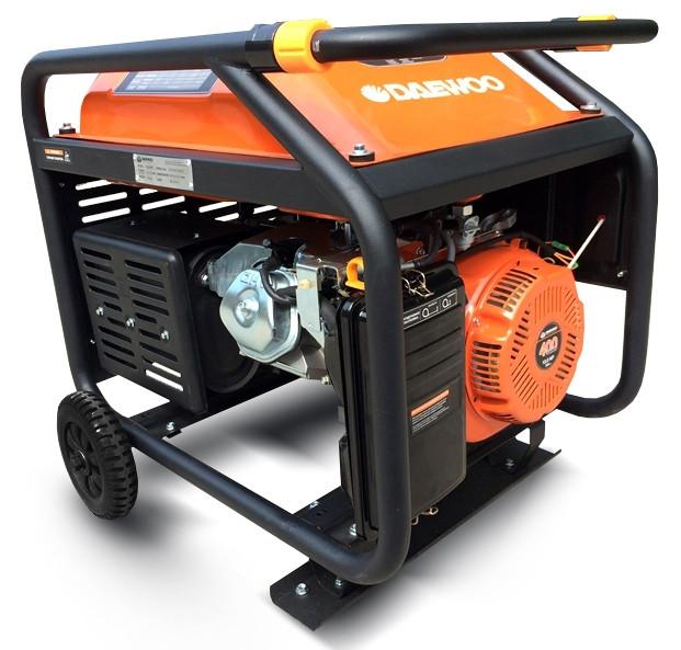 Бензиновый генератор 3 квт daewoo генератор