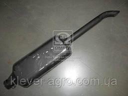 Глушитель МТЗ, ЮМЗ средний черн. (L=1150 мм) (TEMPEST)