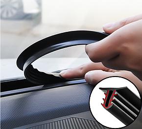 Уплотнитель автомобильный универсальный для приборной панели T Keeper, фото 2