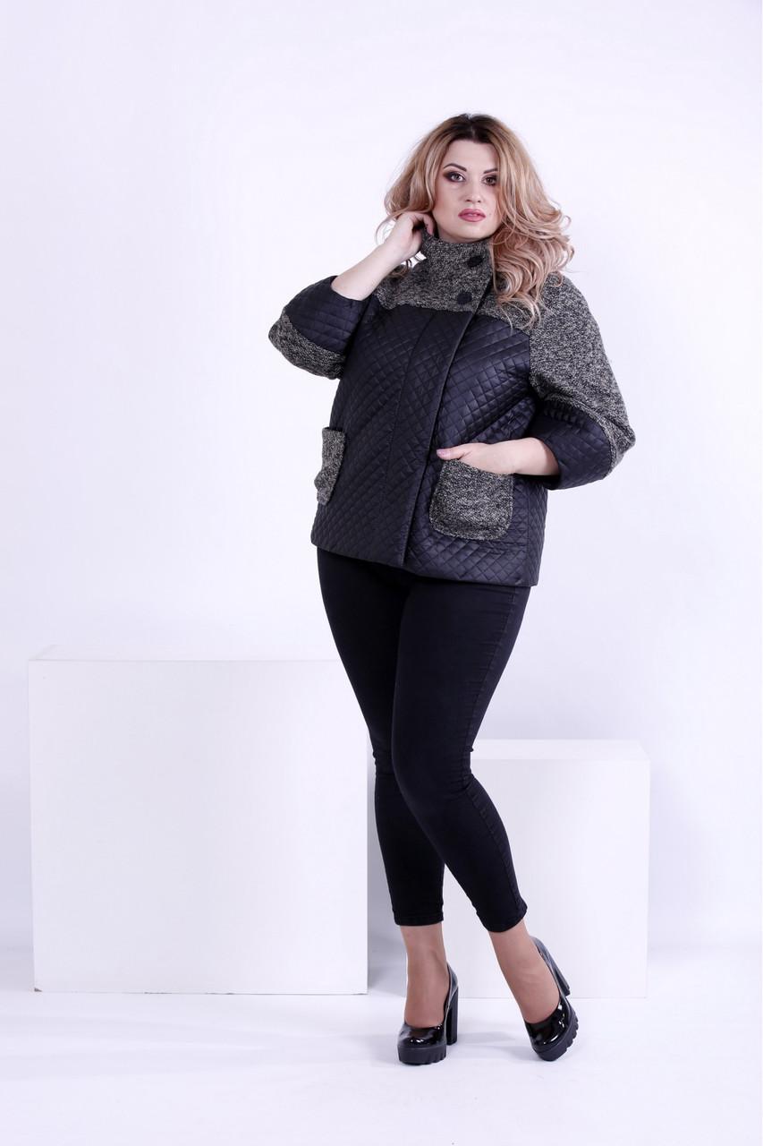 Куртка женская демисезонная очень большие размеры 42-74