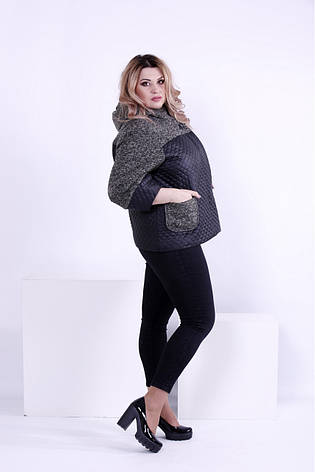 Куртка женская демисезонная очень большие размеры 42-74, фото 2