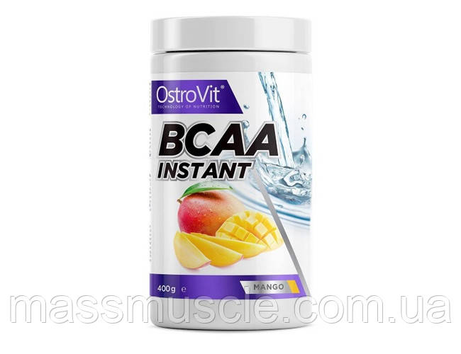 Амінокислоти OstroVit BCAA Instant 400g