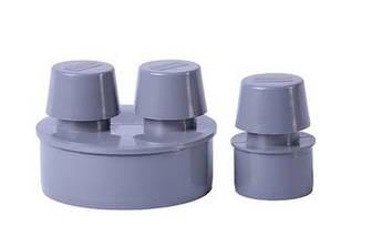 Клапаны для внутренней канализации