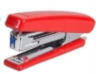 Степлер №217 «С», скоба 10 мм Красный