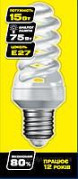 Компактная люминесцентная лампа 15Вт