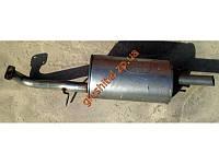 Глушитель Шевроле Такума (Chevrolet Tacuma) (05.35) алюминизированный Polmostrow