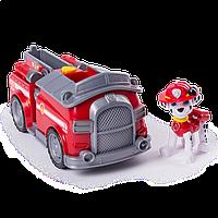 Спасательный автомобиль - трансформер с Маршалом - водителем Paw Patrol (SM16601/0931)