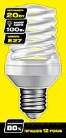 Компактная люминесцентная лампа 20Вт