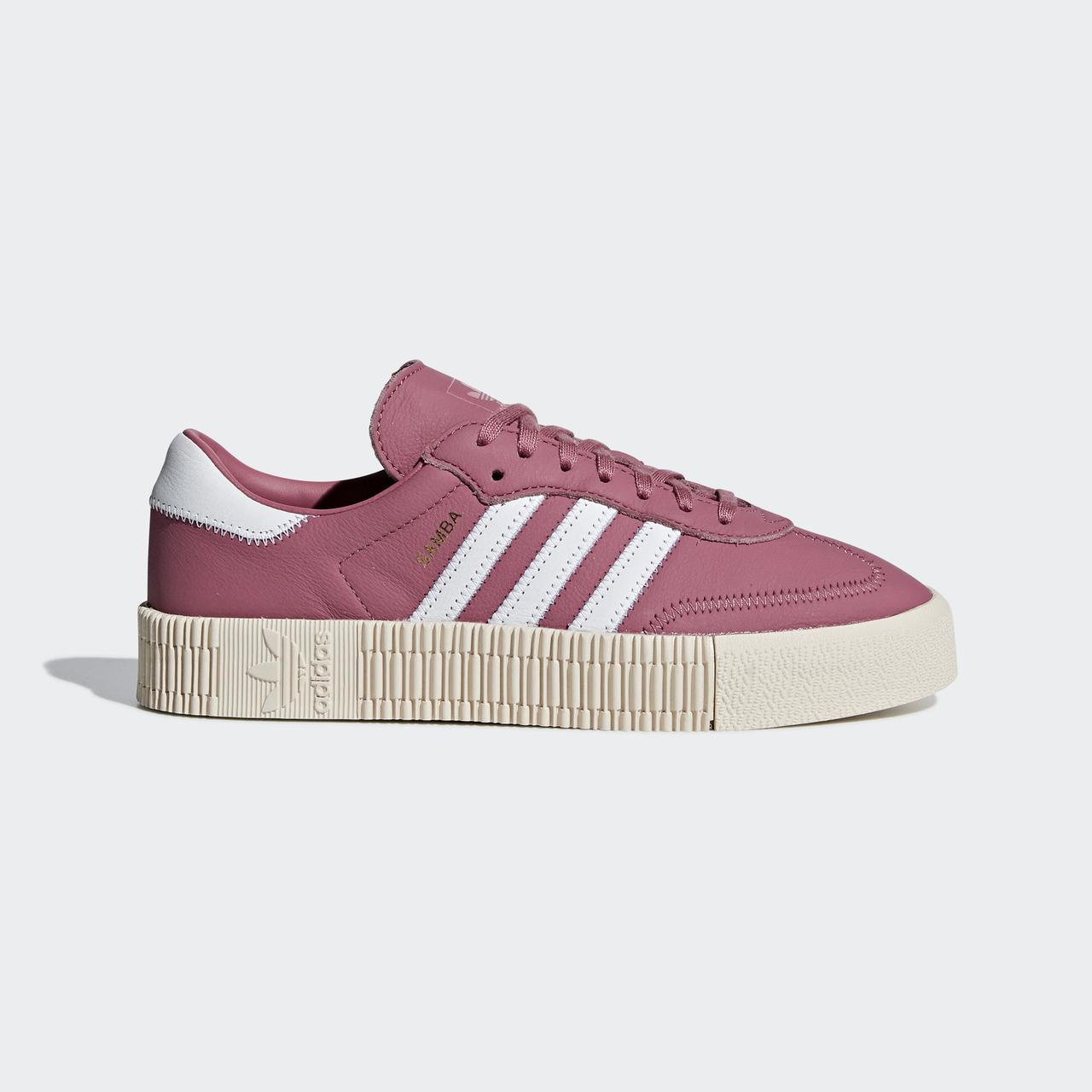 Купить Женские кроссовки Adidas Originals Samba Rose (Артикул ... 90a0813e5f9