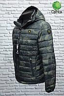Куртка Tiger Force TJBW-50217 Камуфляж, мужской пуховик