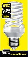 Компактная люминесцентная лампа 23Вт