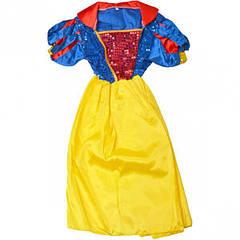 """Детский карнавальный костюм - платье """"Белоснежка"""""""