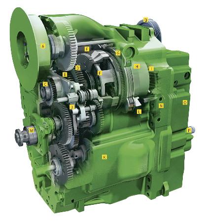 Фото двигателя с бесступенчатой трансмиссией
