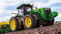 Какие виды трансмиссии в тракторах John Deere