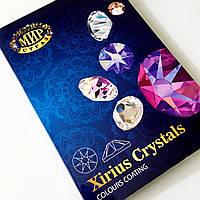 Карта цветов Xirius Crystals