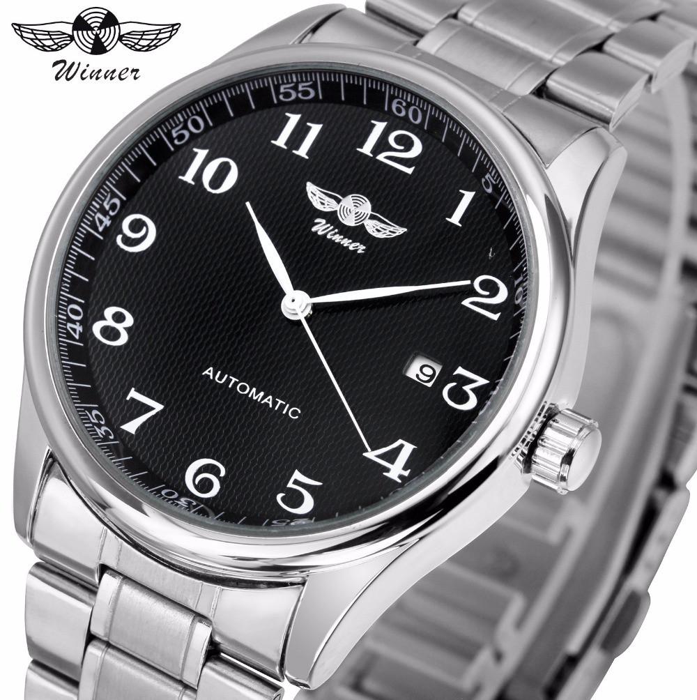 Мужские часы Winner W166 с автоподзаводом Оригинал + Гарантия!