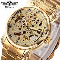 Мужские часы Winner W339 с автоподзаводом Оригинал + Гарантия!, фото 1