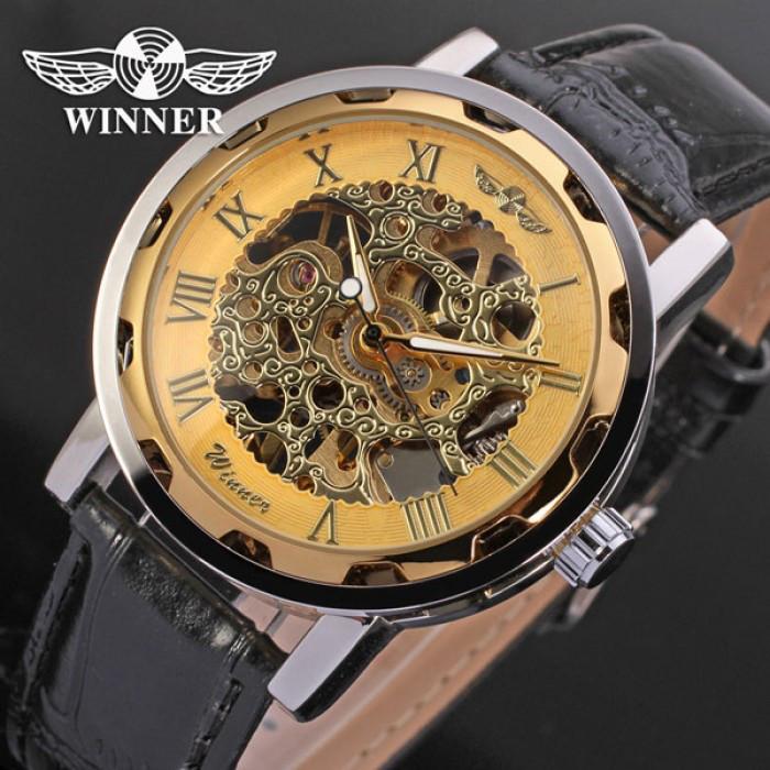 Мужские часы Winner W299 с автоподзаводом Оригинал + Гарантия!